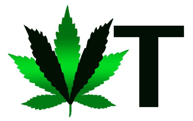 VT marijuana leaf